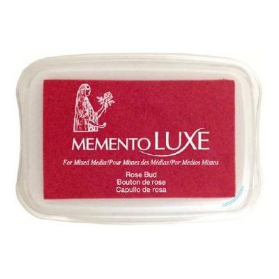 Encre Memento luxe bouton de rose 9 cm x 6 cm Tsukineko