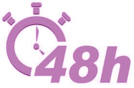 Délai de réponse : 48h