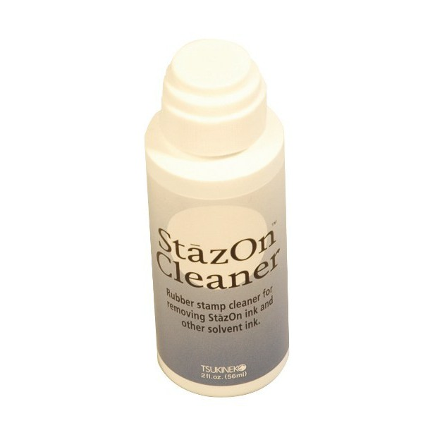 Tampon encreur nettoyant stazon cleaner