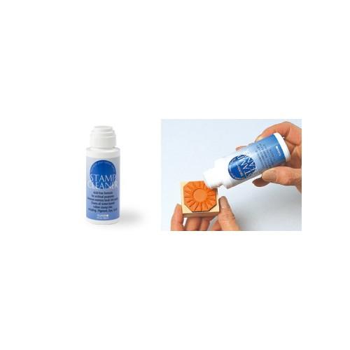 Produit nettoyant tampon stamp cleaner Tsukineko