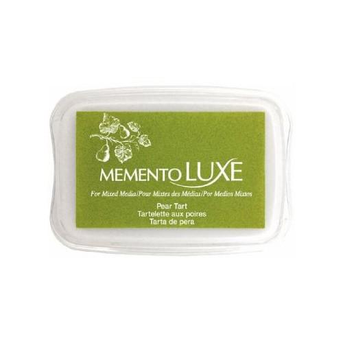Encre Memento luxe tartelette aux poires 9 cm x 6 cm Tsukineko