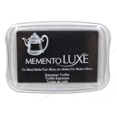 Encre Memento luxe truffle espresso 9 cm x 6 cm Tsukineko
