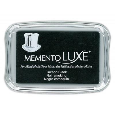 Encre Memento luxe noir smoking 9 cm x 6 cm Tsukineko