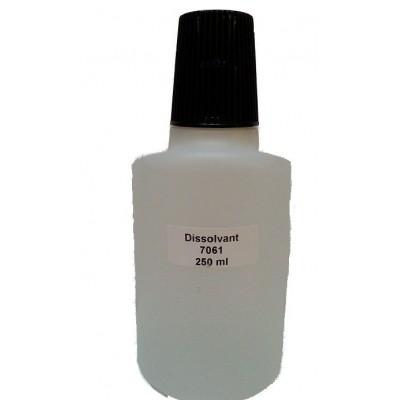 Solvant nettoyant encre pour tissu 250 ml