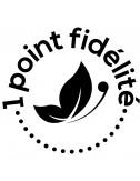 Tampon personnalisé logo carte fidélité