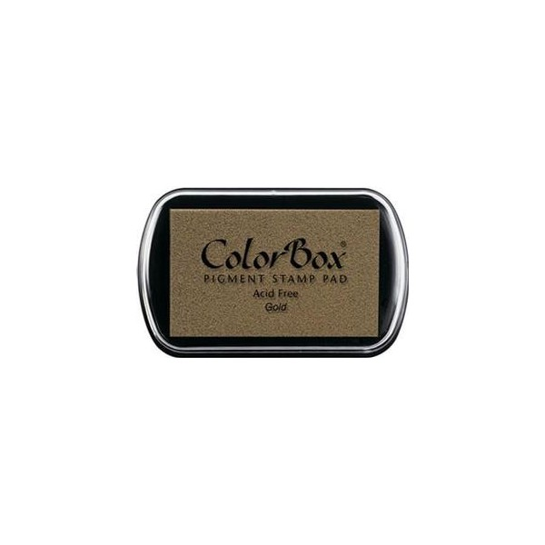 Encre colorbox or 7.50 cm * 4.50 cm