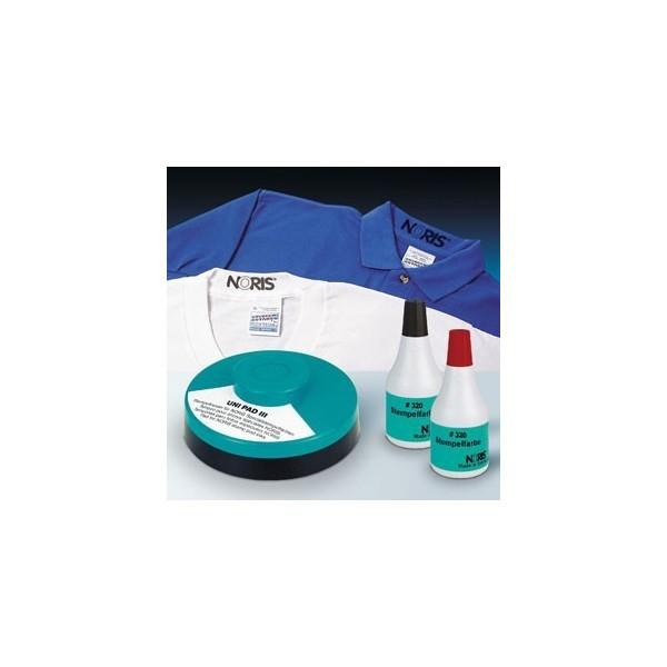 Encre textile pour tampon personnalisé