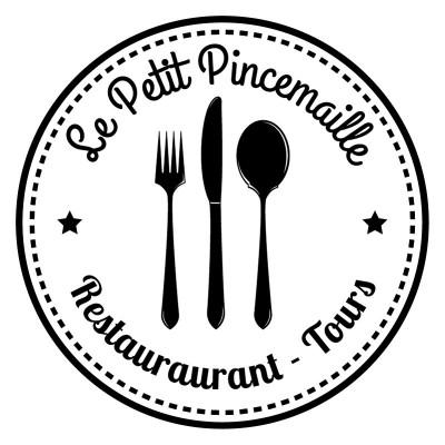 Tampon personnalisé logo restaurant à personnaliser