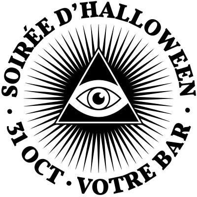 Tampon pour halloween