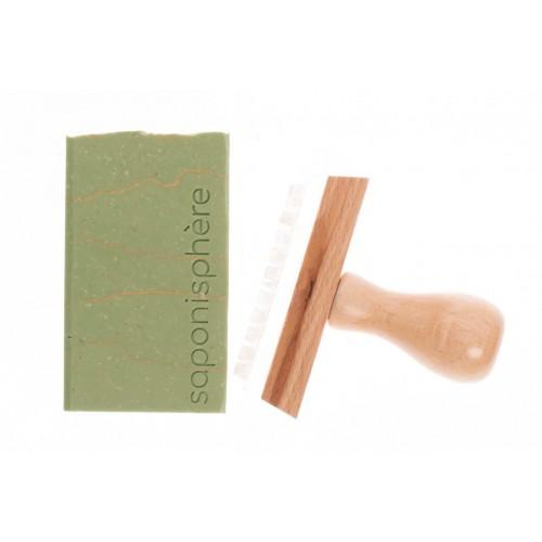 Tampon acrylique marquage empreinte 5 mm 5 cm * 5 cm