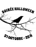 Tampon personnalise halloween
