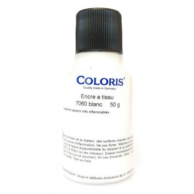 Encre textile liquide 50 ml Trodat