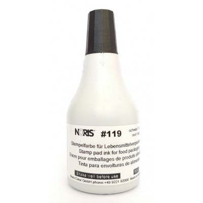 Encre emballage alimentaire 250 ml Noris