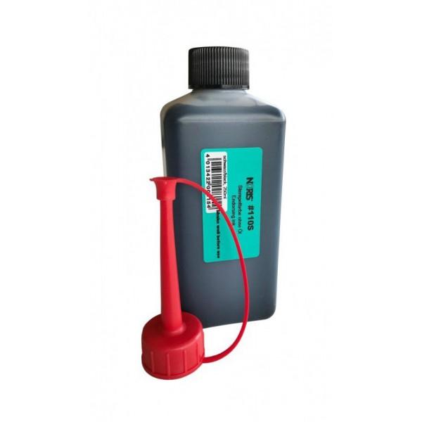 Encre noire liquide 1 litre pour tampon encreur