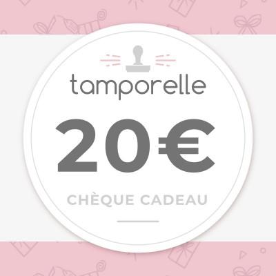 Chèque Cadeau - 20€